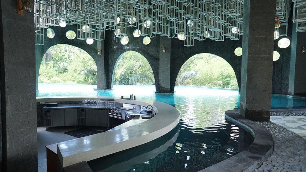 tlaga singha river country club ubud bali